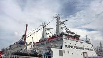 Usir Pencuri Ikan, Kapal Pengawas Akan Dilengkapi Water Cannon