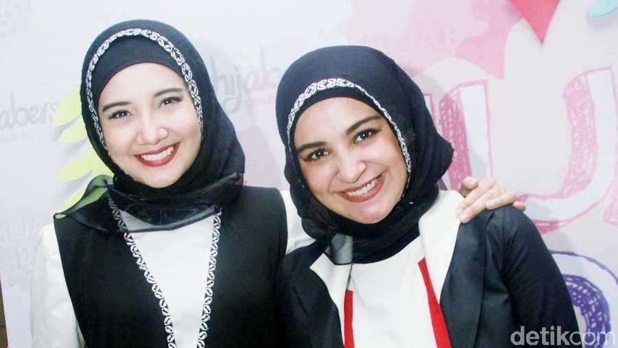 The Sisters, Zaskia dan Shireen Sungkar