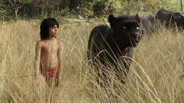 Petualangan Mowgli dengan Hewan Buas di The Jungle Book