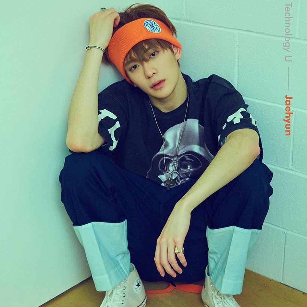 Ngeri! Ada Hantu Tertangkap di Foto Jaehyun NCT127