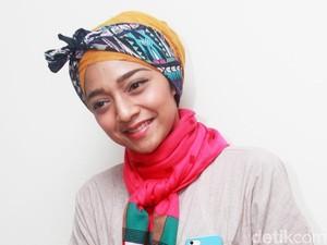 Gaya Hijab Turban ala Marsha Chikita Fawzi