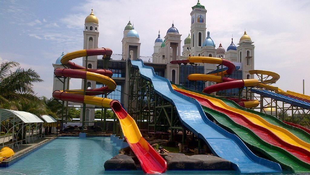 Ocean Park, Destinasi Wisata Baru di Jepara