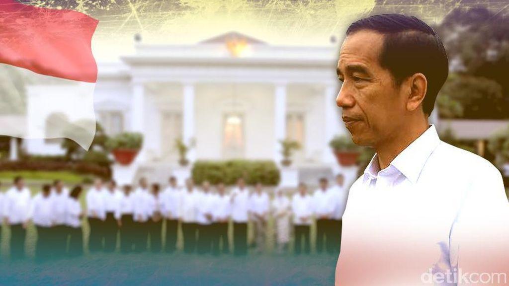 Soal Reshuffle Partai Golkar Pasrahkan Pada Presiden Jokowi
