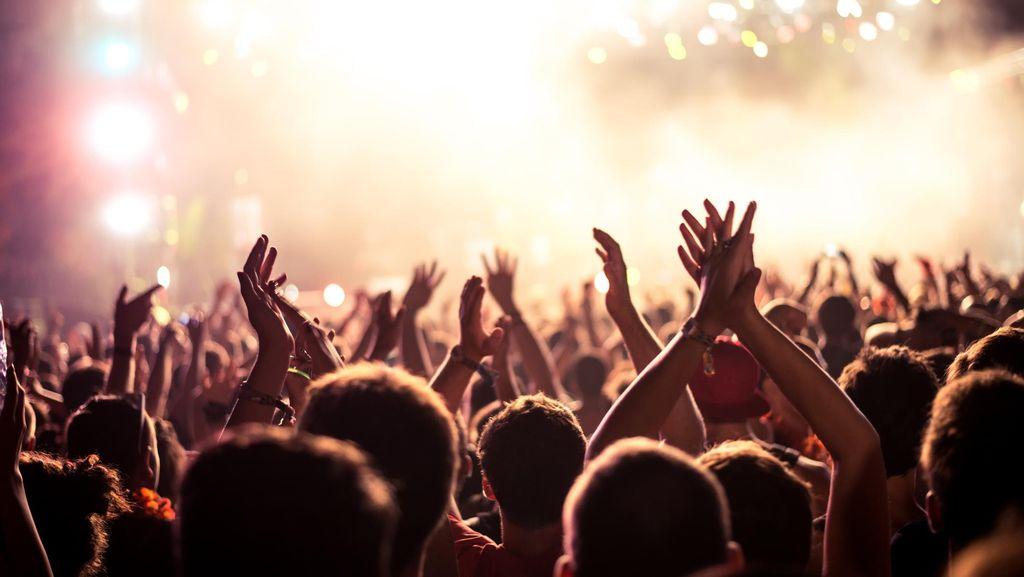 Bikin Pusing, Pasien Positif Corona di NZ Sempat Asyik Nonton Konser