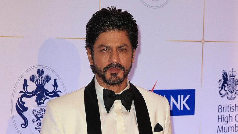 Shahrukh Khan Foto: Chris Jackson/Getty Images