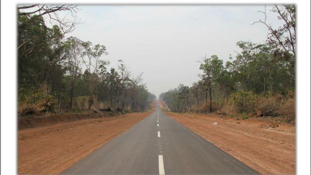 Jalan Lintas Perbatasan Papua Terus Dibangun, Ini Perkembangannya