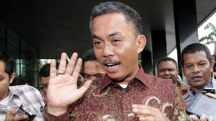Ketua DPRD DKI Prasetio Edi Marsudi (Lamhot Aritonang/detikFoto)