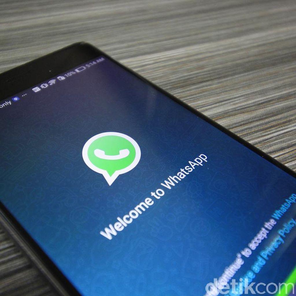 WhatsApp Batasi Forward Pesan Hanya 5 Kali
