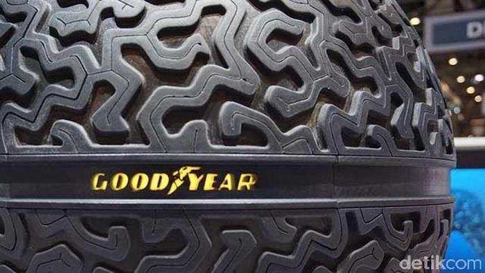 Ban mobil otonom Goodyear