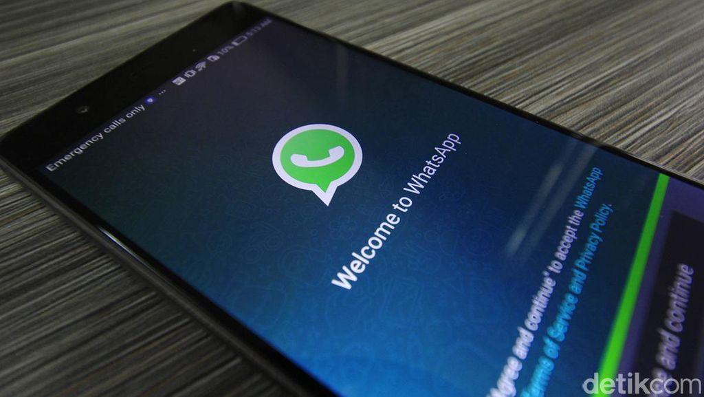 Penipuan WhatsApp Incar TKI