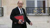 Menlu Prancis Minta Trump Tak Campuri Urusan Politik Negaranya