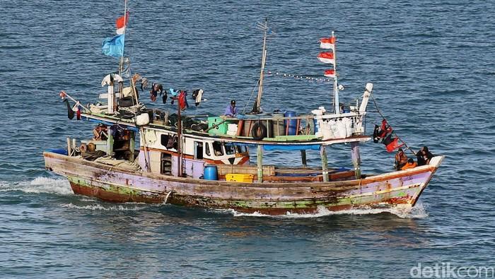 Nelayan.  dikhy sasra/ilustrasi/detikfoto