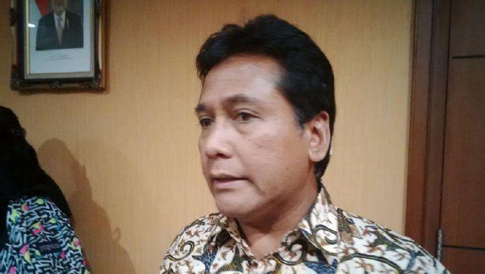 Ketua Umum Asosiasi Pengusaha Indonesia (Apindo) Hariyadi Sukamdani (Foto: Dana Aditiasari-detikFinance)