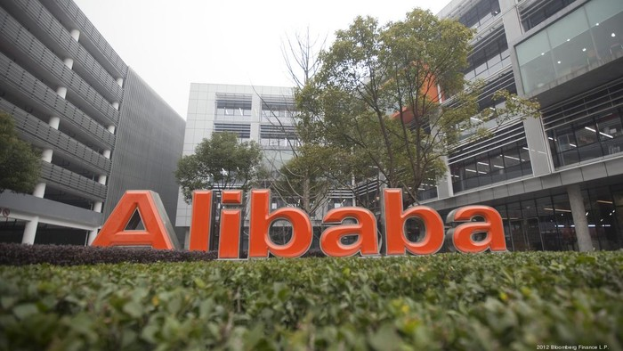 Kantor Alibaba. Foto: internet