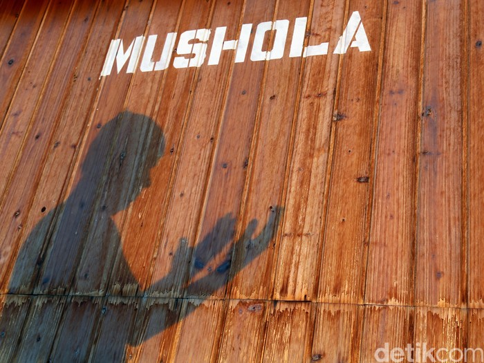 Tempat sholat mushola. dikhy sasra/ilustrasi/detikfoto