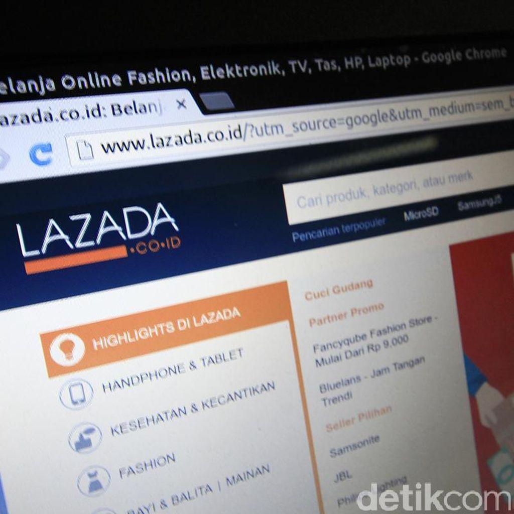 Baru 9 Bulan, Lazada Sudah Ganti CEO Lagi