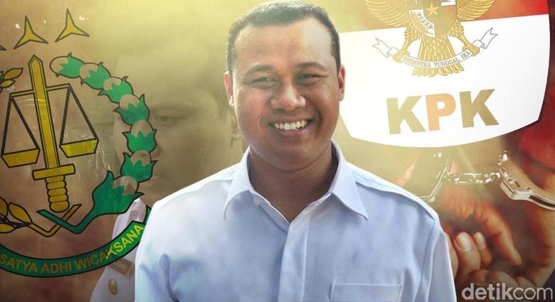 Bupati Subang Ditangkap KPK Terkait Suap ke Jaksa dan Ditetapkan Tersangka