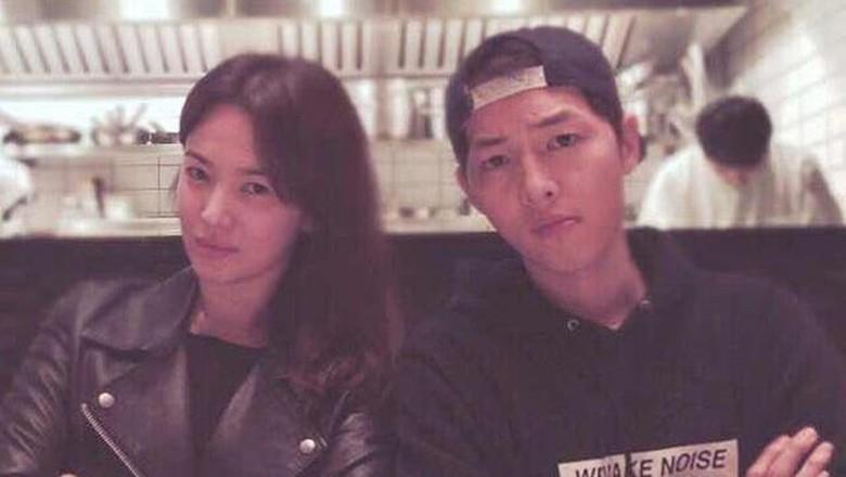 Zhang Ziyi akan Hadiri Pernikahan Song Joong Ki dan Song Hye Kyo