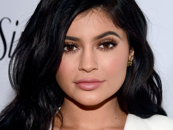 LOS ANGELES, CALIFORNIA - APRIL 11:  TV personality Kylie Jenner attends the Fresh Faces party, hosted by Marie Claire, celebrating the May issue cover stars on April 11, 2016 in Los Angeles, California.  (Photo by Frazer Harrison/Getty Images for Marie Claire)