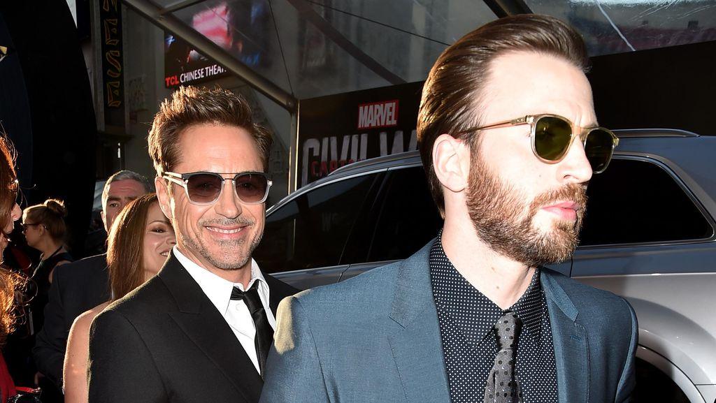 Respons Haru Iron Man Tanggapi Captain America Pamit Selamanya dari Avengers