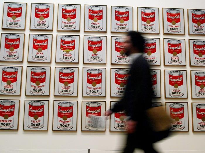 Pameran Andy Warhol