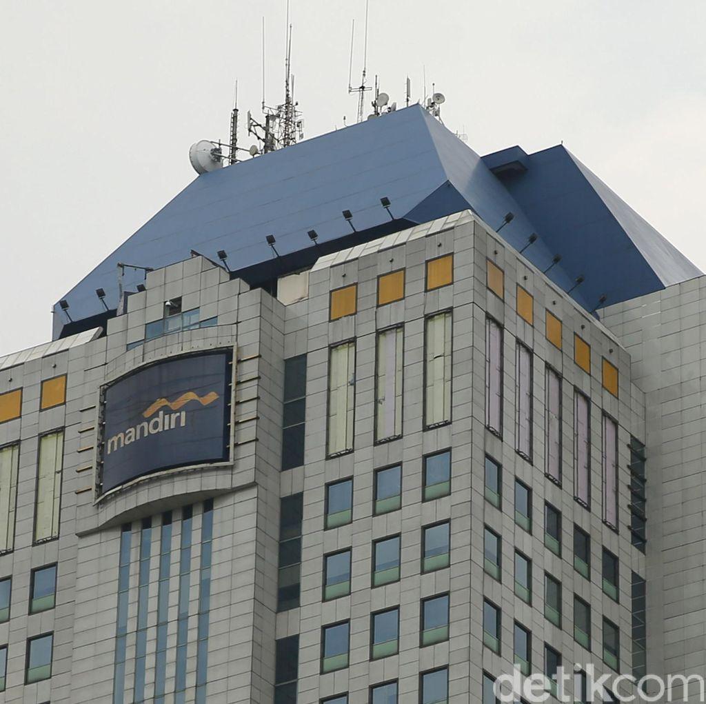 Layanan Bank Mandiri Sudah Normal, Saham Dijadikan Mas Kawin