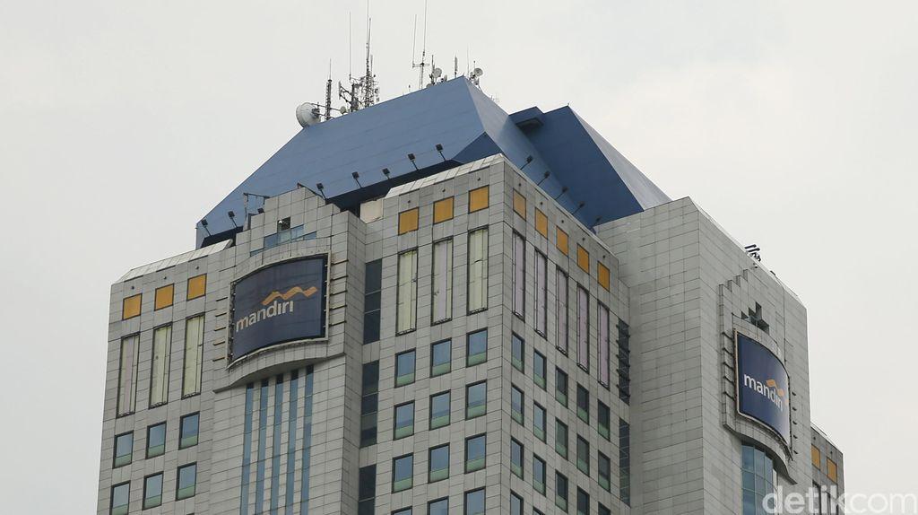 Naik 20%, Laba Bank Mandiri Tembus 18 Triliun