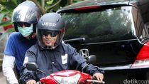 Motor Mau Dikekang di Jalanan Jakarta, Apa Kata Uber?