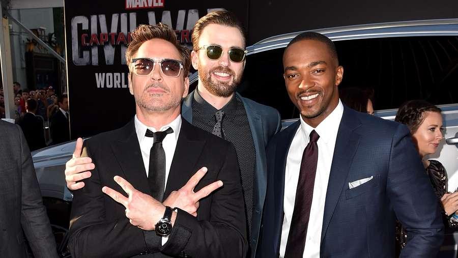 Anda Tim Captain America atau Tim Iron Man?