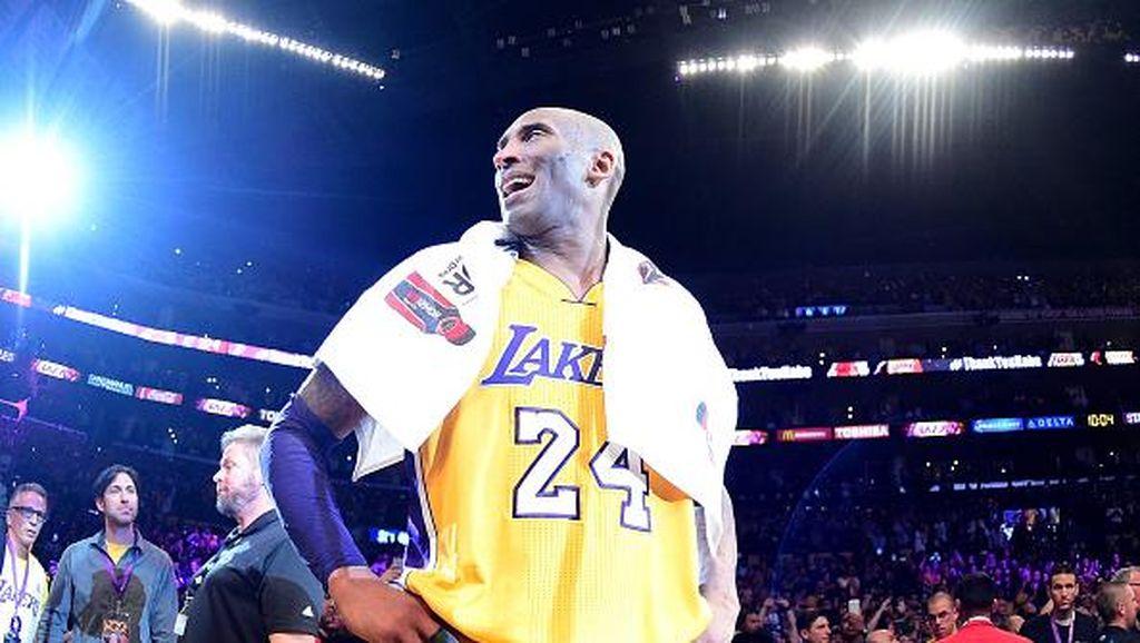 Mamba Day: Cinta Sepanjang Masa Barca-Kobe Bryant