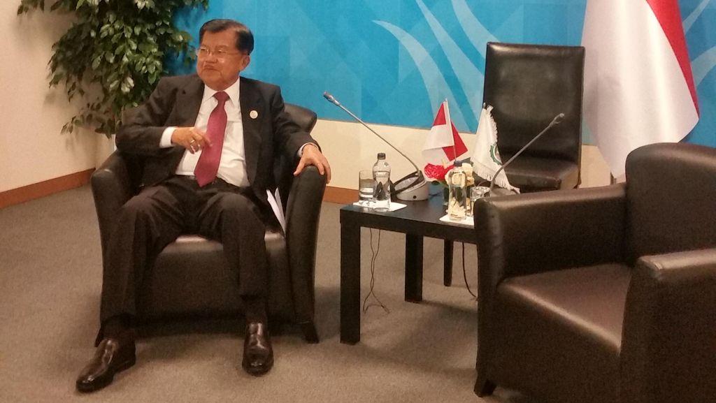 JK Minta IDB Bikin Bank Infrastruktur di Jakarta