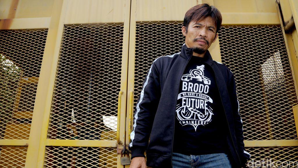 Cecep Arif Rahman Akan Main di Film John Wick 3