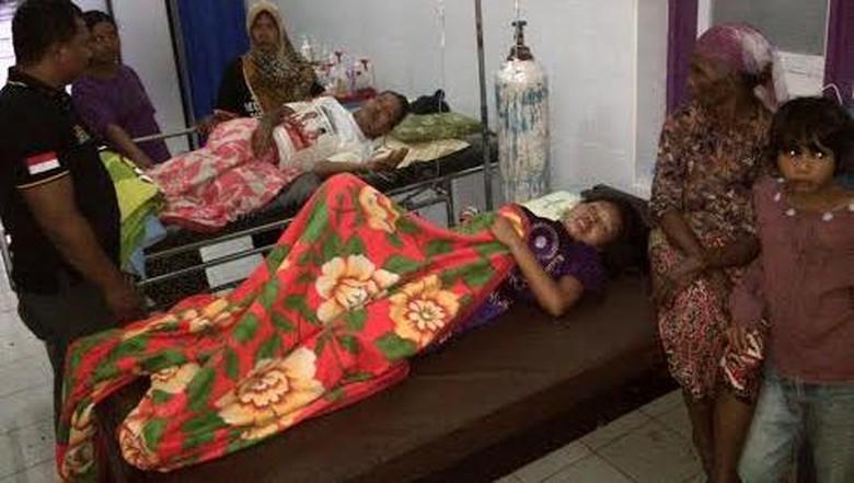 Korban Keracunan Makanan Hajatan di Jember Bertambah