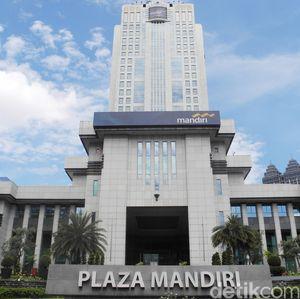 Royke Jadi Dirut Bank Mandiri, Kartika Wirjoatmodjo Komut