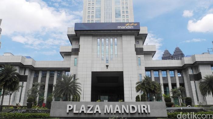 Plaza Mandiri, Gedung Bank Mandiri Pusat