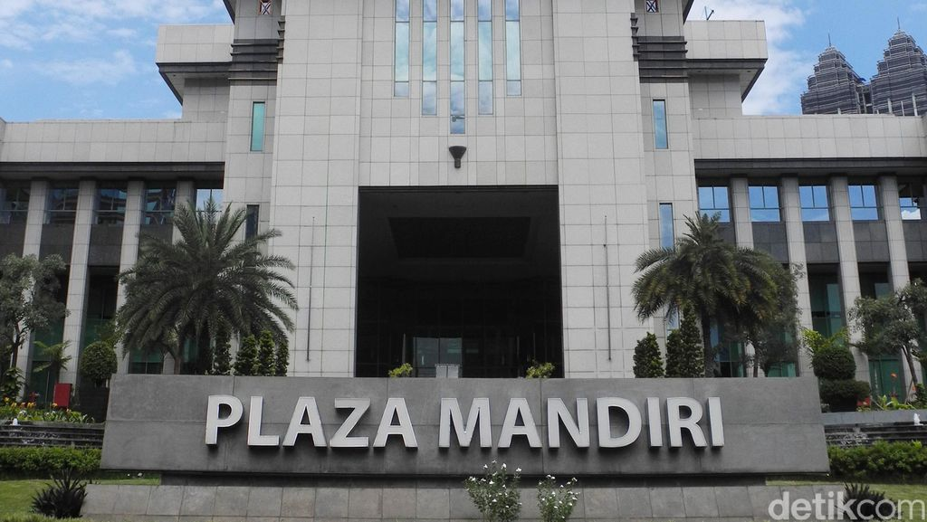 Bank Mandiri Punya Direktur Komersial Baru