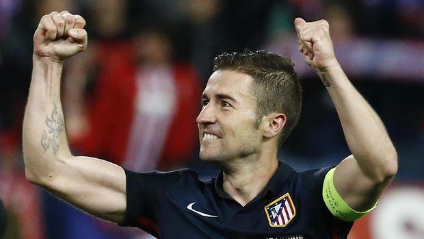 Mantan kapten Atletico Madrid Gabi bergabung ke klub Qatar.
