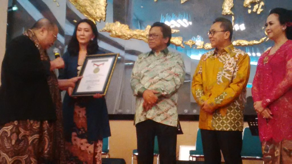 Sosialisasi 4 Pilar Libatkan 1.000 Pemusik Keroncong, MPR Diganjar Rekor MURI
