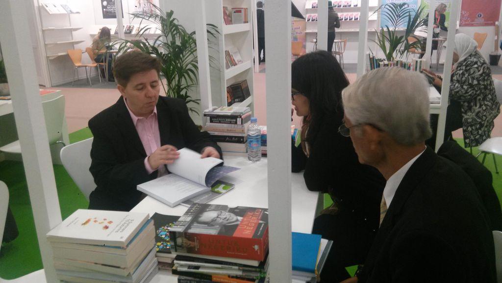 Tiap Tahun, Komite Buku Nasional Seleksi Buku-buku yang akan Diboyong