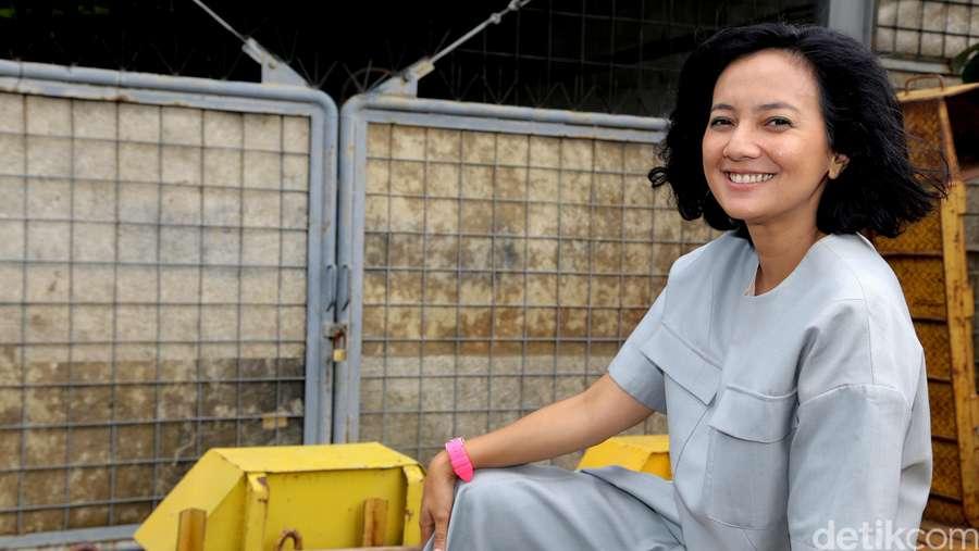 Cut Mini Bangga Film Anak Gunakan Bahasa Indonesia