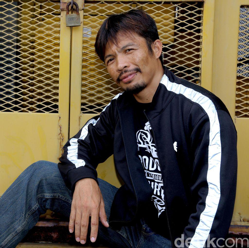 Cecep Arif Rahman Didapuk Jadi Fighting Director Satria Dewa: Gatotkaca
