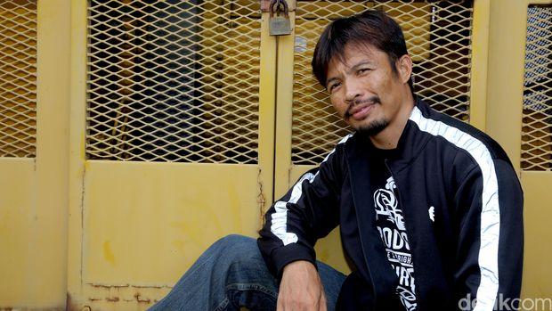 Cecep Arif Rahman Betolak ke Amerika untuk 'John Wick 3'