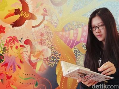 Perpustakaan Liyuan, Ruang Penuh Jendela Dunia yang Tenang