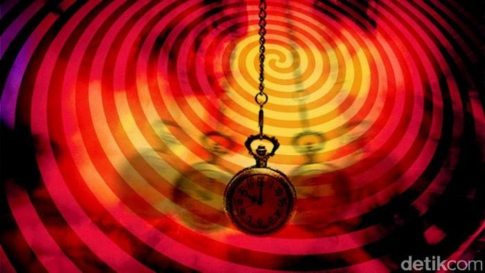 Ilustrasi Hipnotis