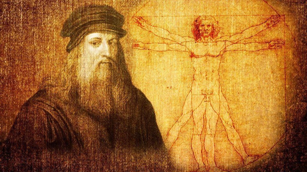 Leonardo Da Vinci, Keturunan Arab atau Tionghoa?