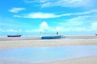 Pantai Lampu Satu, Merauke.