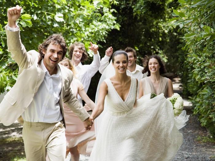 Perhatikan 5 Hal Ini Saat Merencanakan Pesta Pernikahan Outdoor