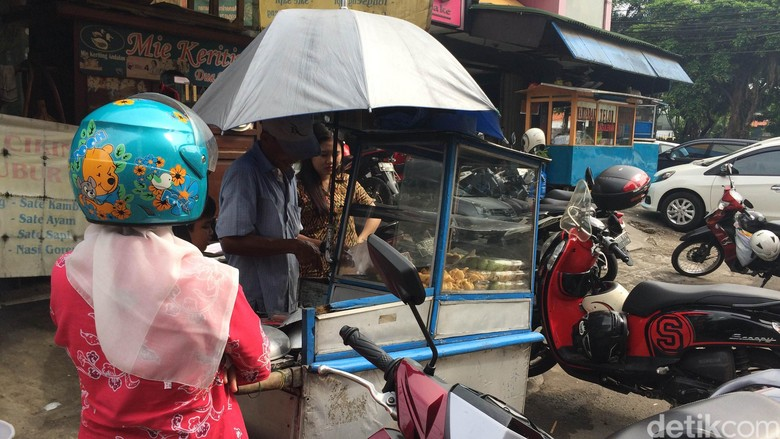 Tukang Ojek dan Pedagang Kue Cubit Juga Jadi Korban Hipnotis di Cikini