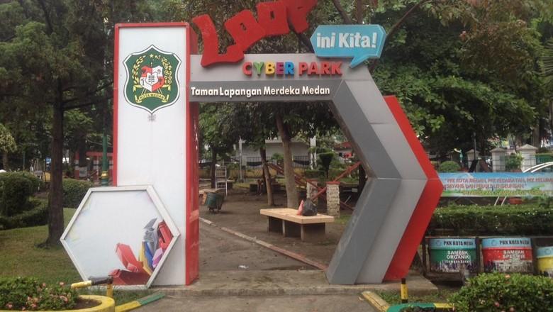 Menjamurnya Ruang Publik Digital di Medan