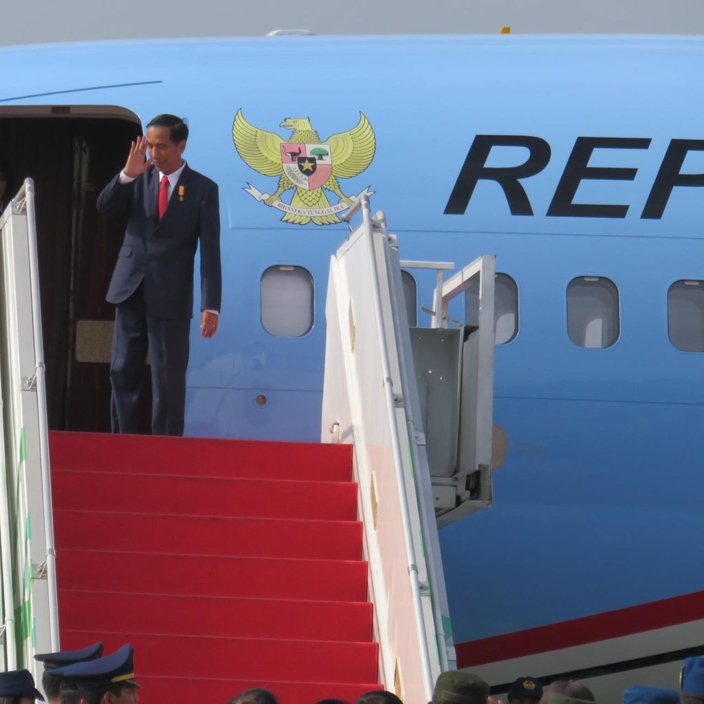 Jokowi akan Lakukan Pendaratan Perdana di Bandara Kertajati